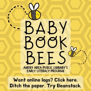 Baby Book Bees Beanstack Log