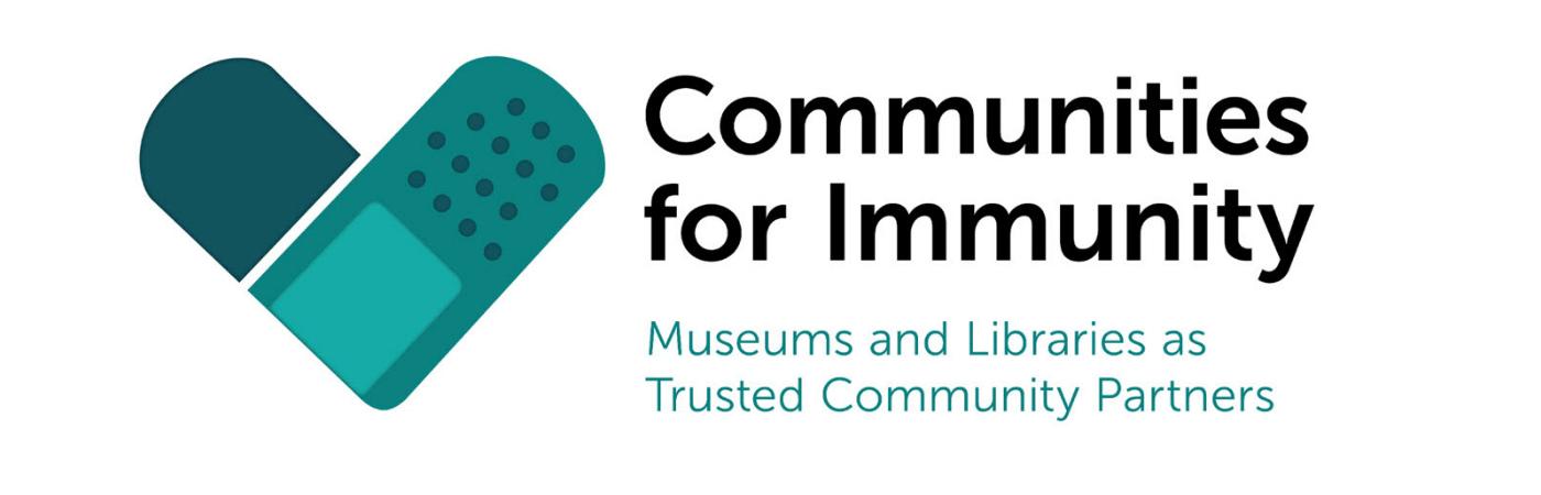 Communities for Immunity Web banner
